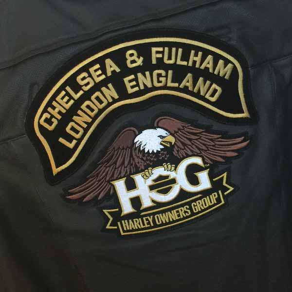Harley Davidson Airbag Vest